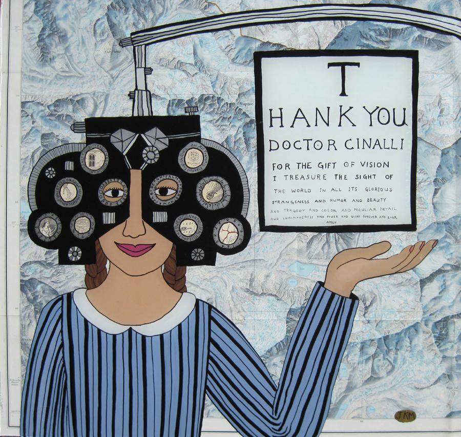 Thank You Dr Cinalli