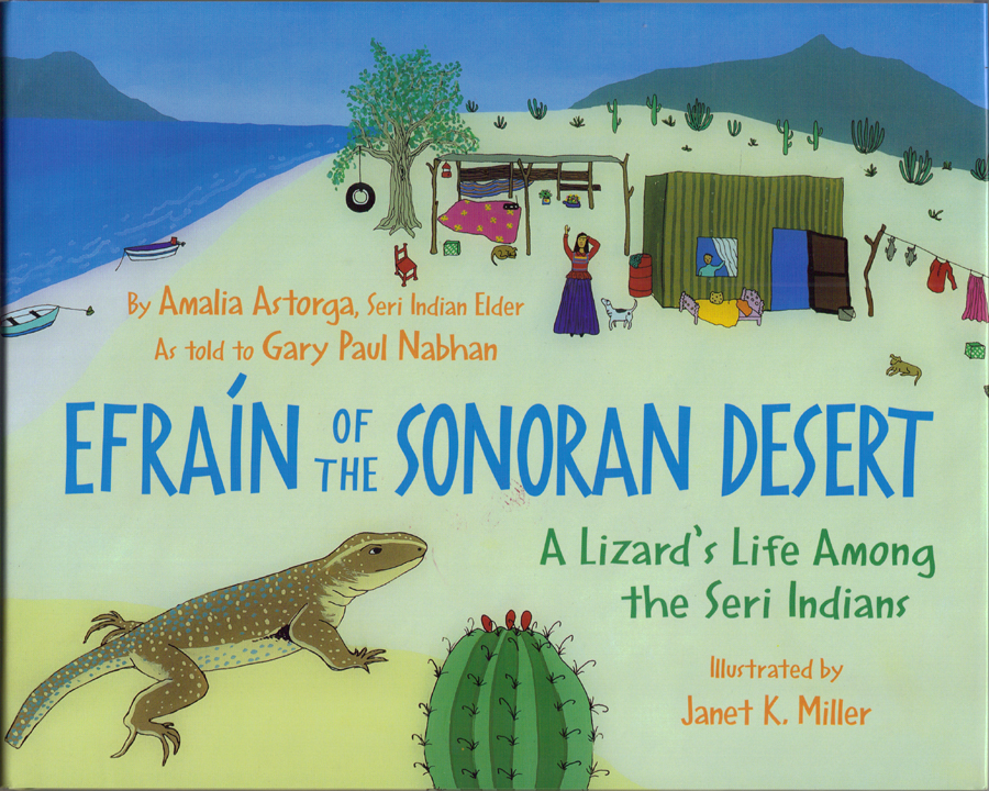 Efrain of the Sonoran Desert