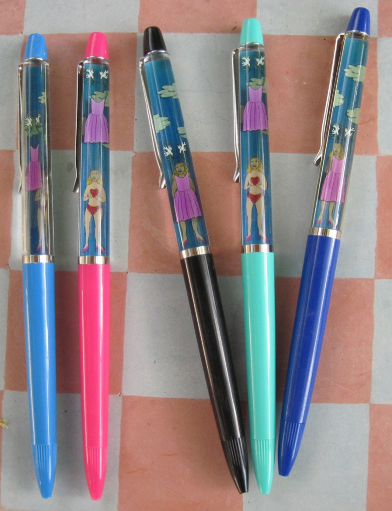 Float Pens