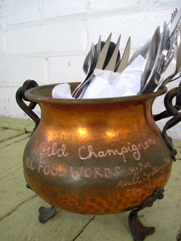 Spelling Bee Cauldron