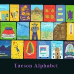 Tucson Alphabet Poster
